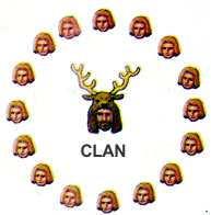 clan sociedad humana