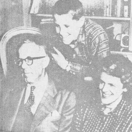 doctor spock y su familia