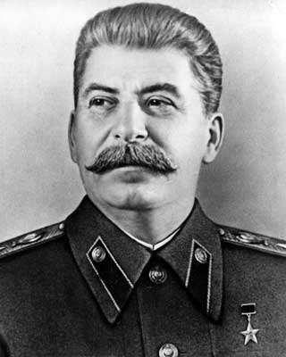 Stalin en Rusia Caucasos