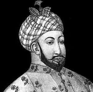 Tamerlán, líder mongol, conquista la India