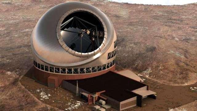 El Gran Telecsopio que será construído en Chile
