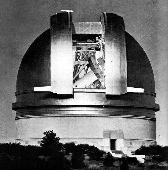 telescopio monte palomar (ee.uu.)
