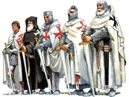 Orden Religiosa:Caballeros Templarios