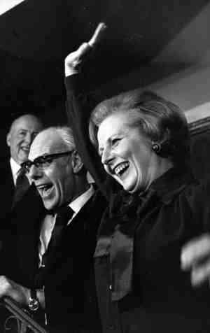Thatcher Margart Primer Ministro
