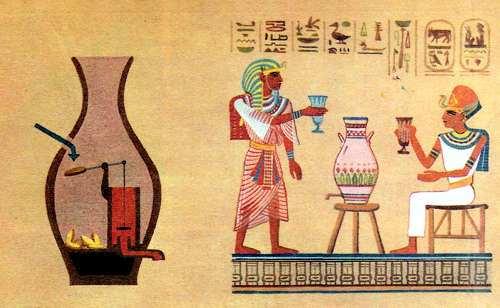 tragamonedas en egipto antiguo
