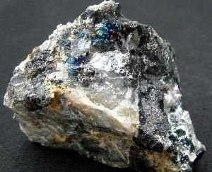 mineral de tungsteno