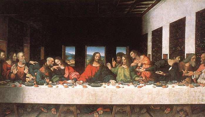 Resultado de imagen para sagrada cena