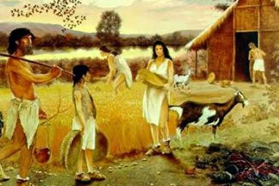 urbanizacion del neolitico