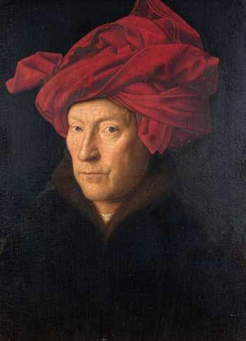 autoretrato de van eyck