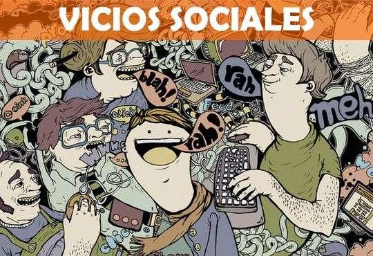 vicios sociales