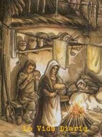 Vida Diaria Medieval