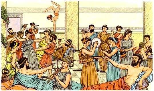 dibujos de prostitutas prostitutas en babilonia