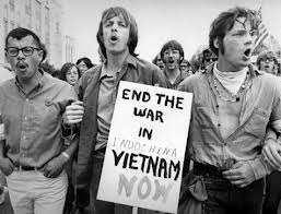 Guerra de Vietnam y Afganistan
