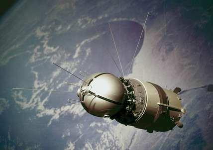 Vostok I, Primer Vuelo Ruso