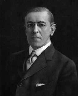 Woodrow Thomas Wilson