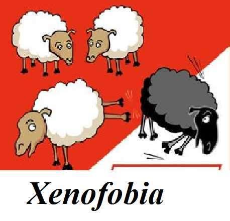 Xenofobia: Odio a lo Extranjero y Rechazo a lo Externo – Racismo –  BIOGRAFÍAS e HISTORIA UNIVERSAL,ARGENTINA y de la CIENCIA