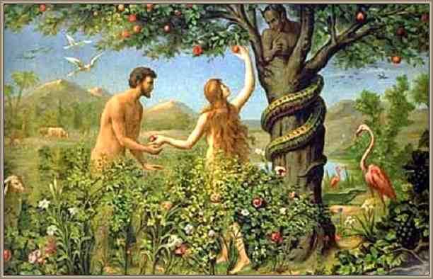 adan y eva primer matrimonio