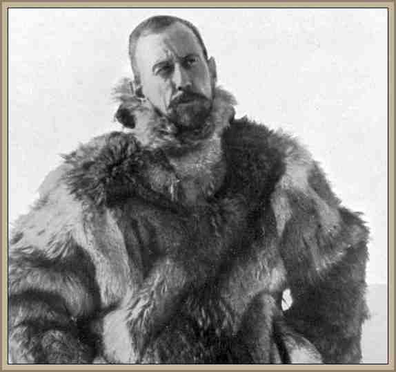 conquista del polo sur Amundsen Explorador