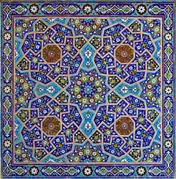 arte geometrico arabe