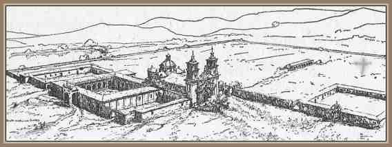 estacia jesuitica America Colonial-Santa Catalina