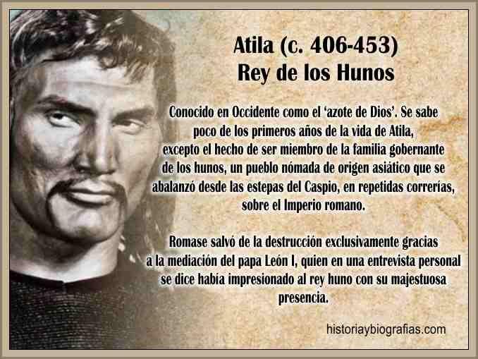 ATILA Rey de los Hunos Biografia y las Invasiones a Occidente – BIOGRAFÍAS  e HISTORIA UNIVERSAL,ARGENTINA y de la CIENCIA