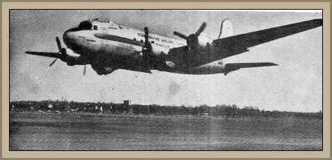 avion comercial