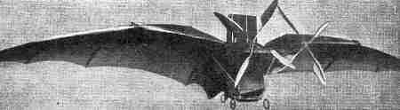 aeroplano de ader