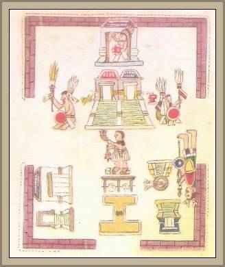pintura azteca