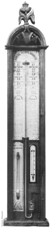 Historia del Barometro y Principio de Funcionamiento