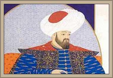 Bayaceto sultan turco