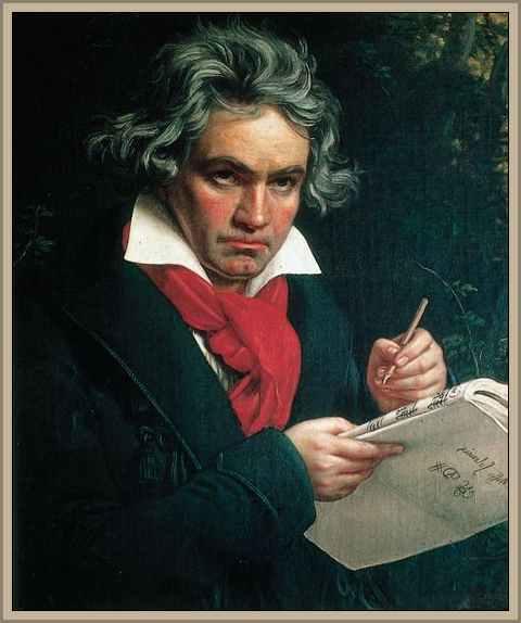Beethoven Ludwig compositor aleman