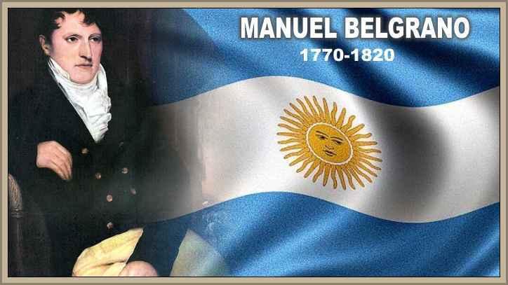 Biografía de Manuel Belgrano Cronologia de su Vida y Obra