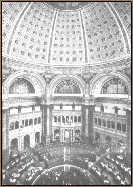 Historia de la Biblioteca del Congreso de Estados Unidos