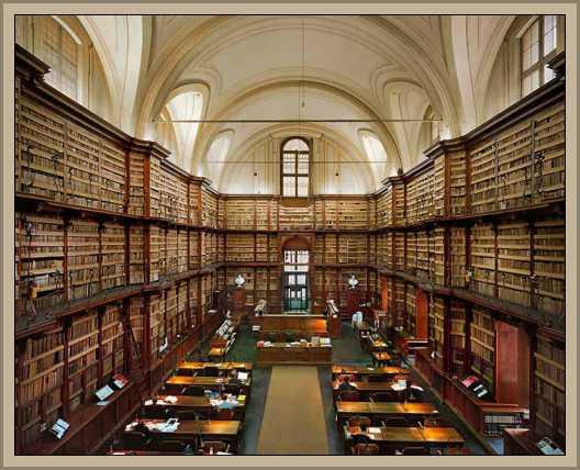 biblioteca en venecia
