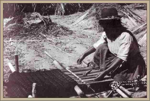 aborigen de bolivia