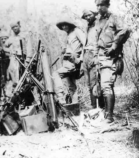 guerra chaco-paraguay