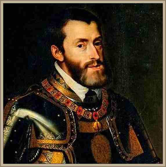 Biografía Carlos I de España y Carlos V de Alemania