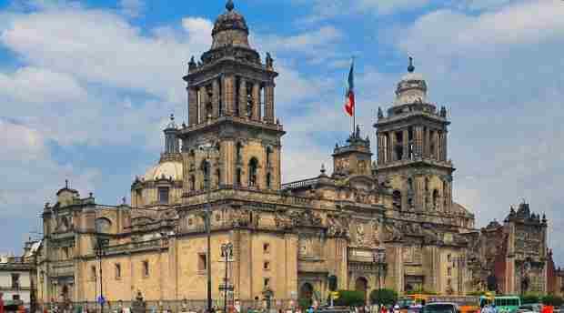 Historia escultuta, Catedral de México