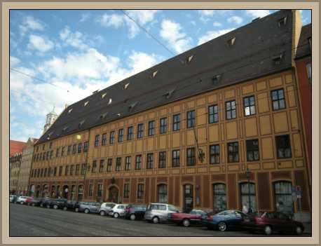 Ausburgo: Fuggerhaus
