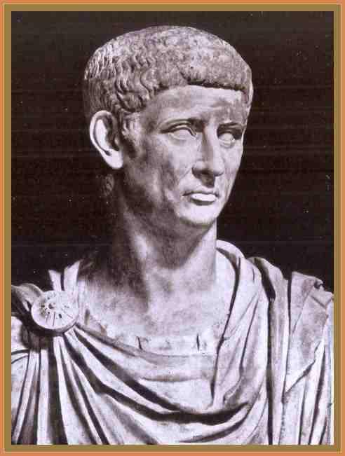 biografia del emperador Claudio