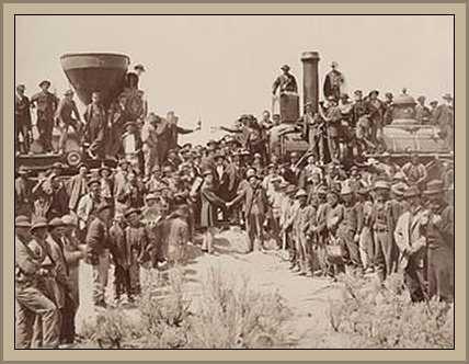 Resultado de imagen para historiaybiografias.com primeros ferrocarriles