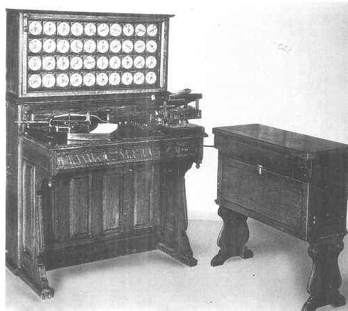 historia de la computacion y computadoras