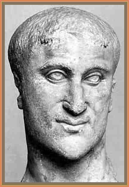 Biografia de Constancio Cloro Emperador