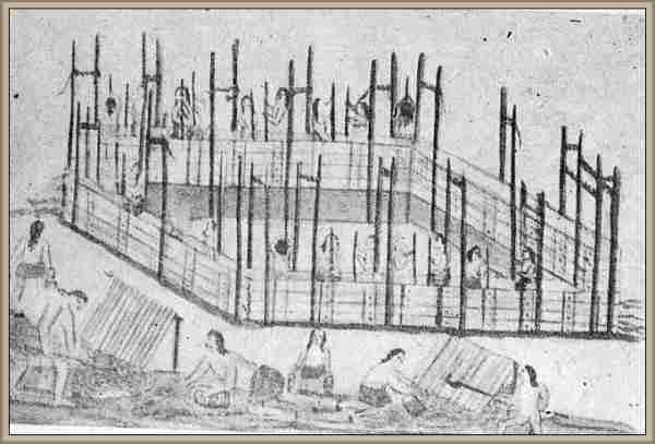 construccion de los aborigene en el virreinato