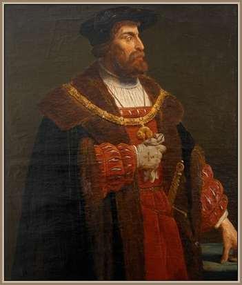 Biografia de Christian II de Dinamarca
