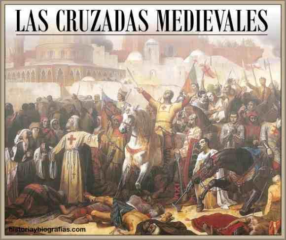 las cruzadas en la edad media