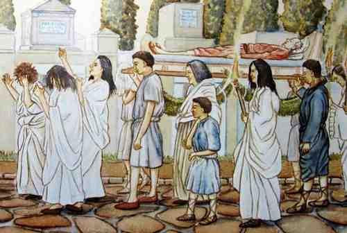roma antigua ritos religiosos