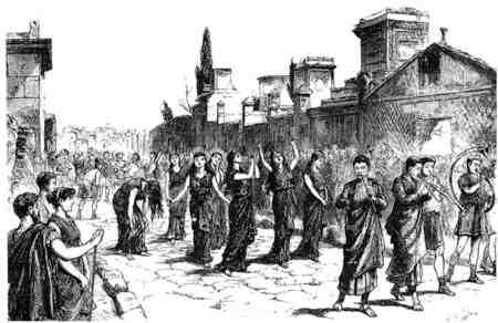 culto a los muertos roma antigua