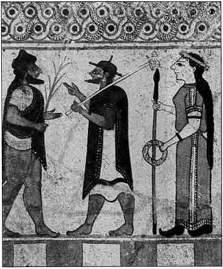 sacerdotes en roma antigua