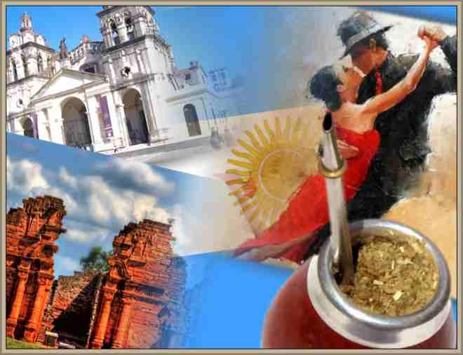 Origen de la Cultura Colonial Argentina - Caracteristicas
